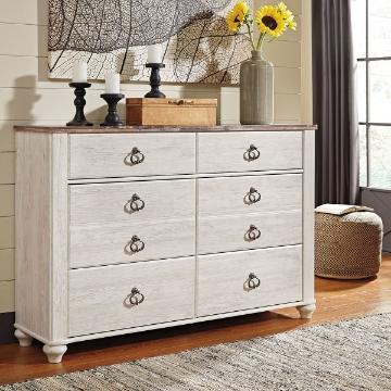 Picture of Wildflower Dresser