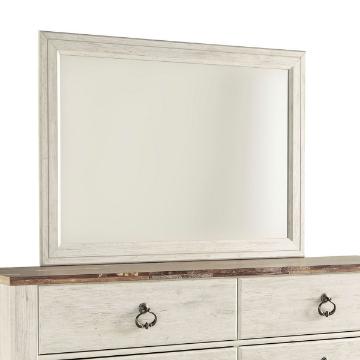 Picture of Wildflower Bedroom Mirror