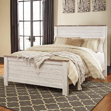 Picture of Wildflower Queen Panel Bed