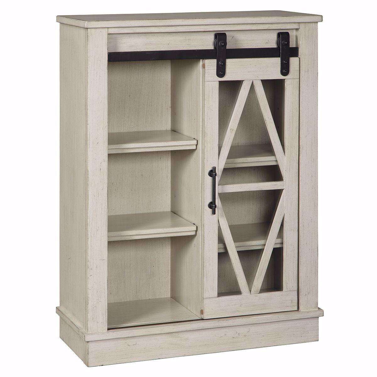 Picture of Bronfield Barn Door Cabinet