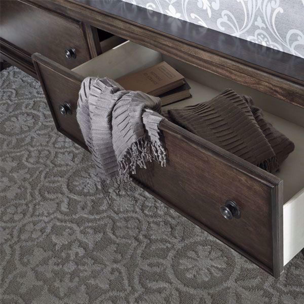 Picture of Arlington Queen Storage Bed