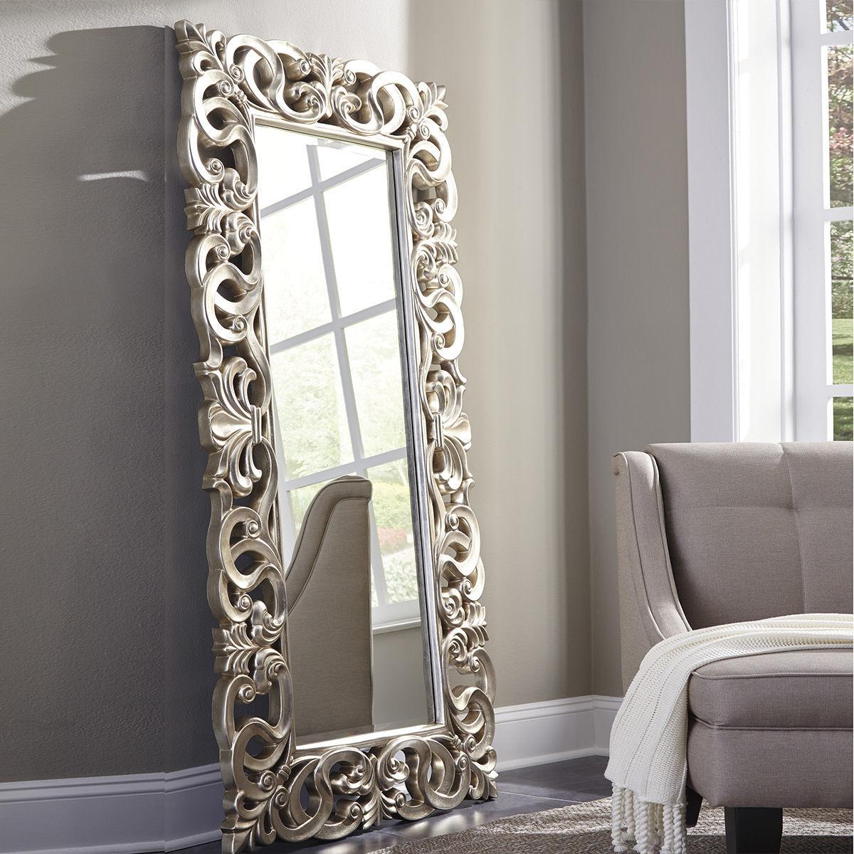 Picture of Lucia Floor Mirror