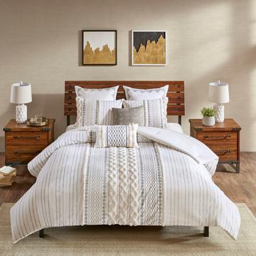 Picture of Imani Cotton King Comforter Mini Set